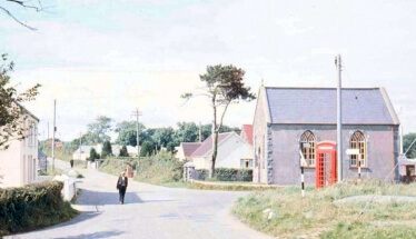 Summerhill crossroads 1963